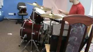 Mandrage - Šrouby a matice drum cover