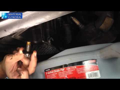 Ford Escape 2001 - 2009 V6 3.0L - Change oil & Filter Replacement Cambio de aceite y filtro