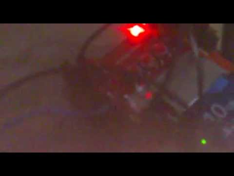 Ironman repulsor w/ sound (Pew! ver 2.0)
