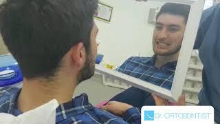Dr.Ortodontist / Hastamızın Tedavi Bitim.