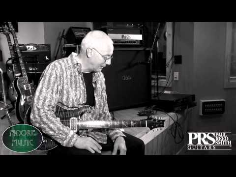 Paul Reed Smith Interview - PRS Day 2015 - Moore Music