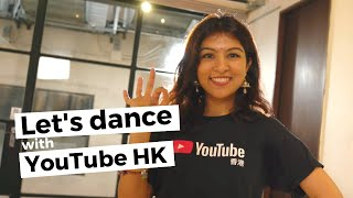 LET'S DANCE WITH YOUTUBE HONG KONG