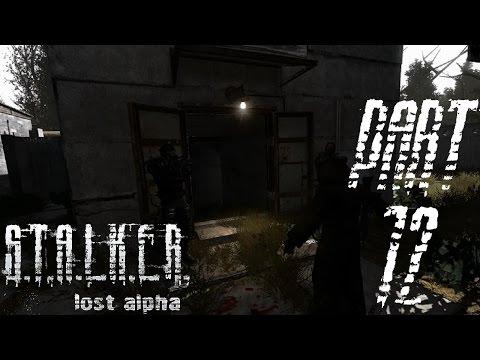 Stalker Lost Alpha l Dokumenty X18 a prekvapenie v bare l #12 l SK Lets playl 1080p(Pc)