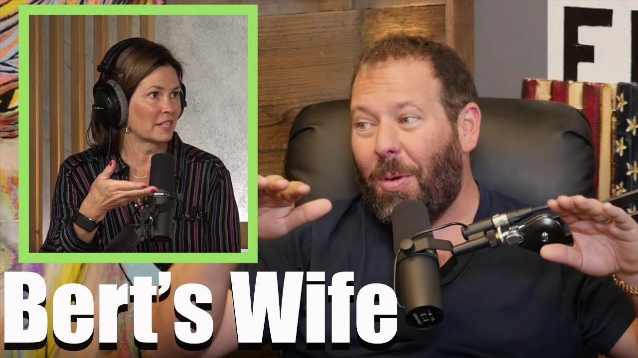 How Bert Kreischer Met His Wife Youtube Not only is she a smart woman with a sense of humor. how bert kreischer met his wife