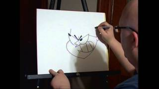 How to Draw Dexter from Dexter