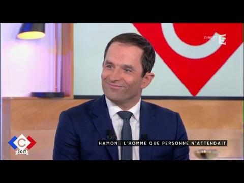 Benoit Hamon - C à vous - 14/02/2017