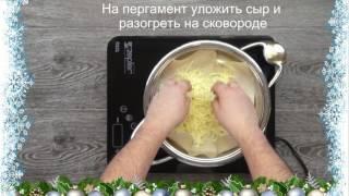 Zepter рецепты: теплый салат с креветками