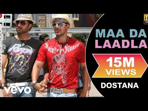 Dostana - Maa Da Laadla Video | Priyanka Chopra, Abhishek, John