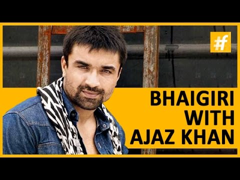 Rapper Ajaz Khan | Bhaigiri With Ek Number Manas!