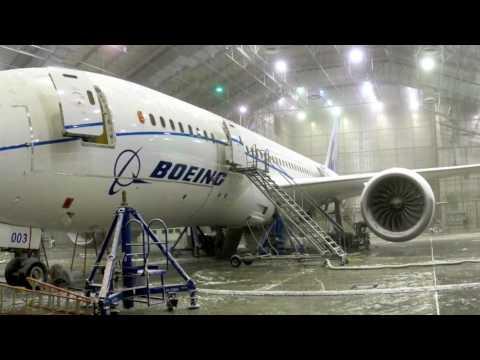 FlightBlogger - Cold Soaking 787 - April 22, 2010