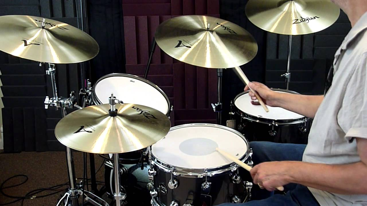 new redesigned a zildjian cymbals a 390 box set youtube. Black Bedroom Furniture Sets. Home Design Ideas