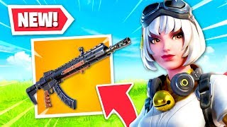 *NEW* LEAKED Guns, Skins + MORE in Fortnite!