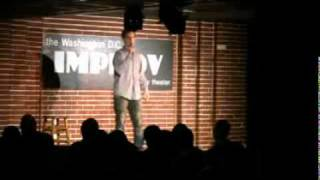 Newer Andy Haynes at the DC Improv Part 1