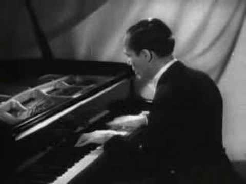 Alexander Brailowski - Chopin, Valse Brillante in A flat