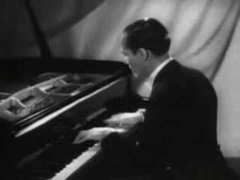 Alexander Brailowski - Chopin, Valse Brillante in A flat