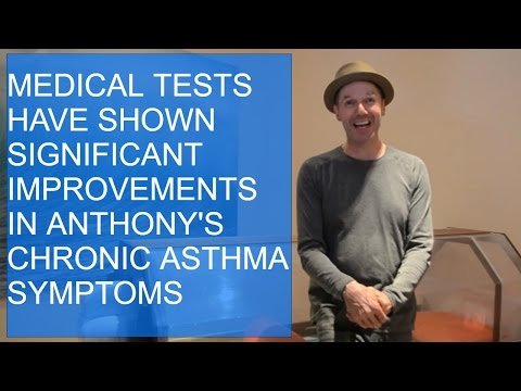 Anthony – Chronic Asthma Sufferer