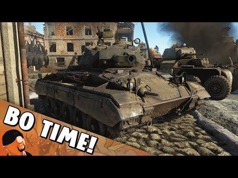 War Thunder - M24 Chaffee