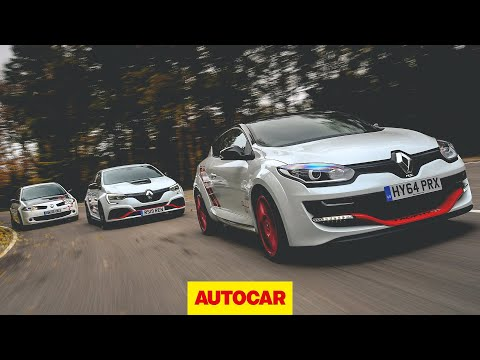 Renault's Nurburgring Specials | The World's Best Hot Hatchbacks? | Autocar Heroes