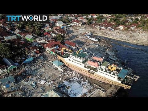 Indonesia Disaster: Hundreds killed on Sulawesi in quake, tsunami