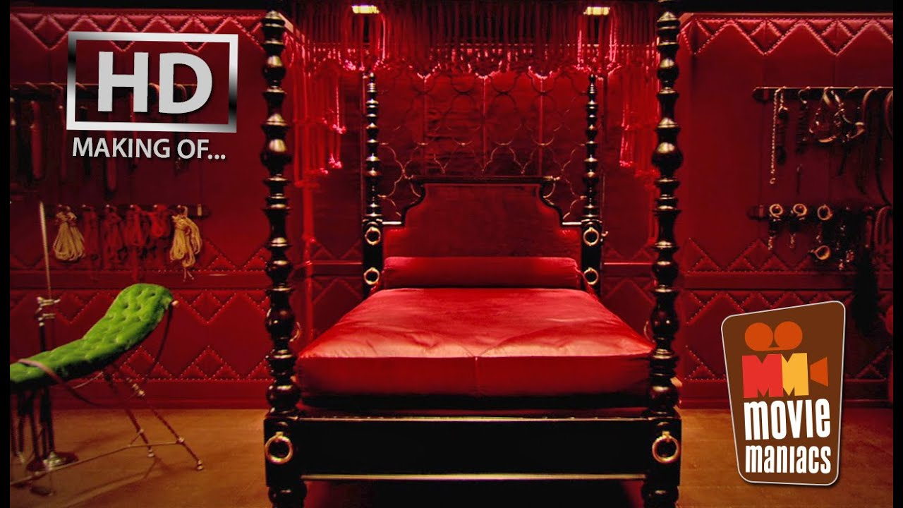 surprising Red Grey Room Part - 20: Fifty Shades of Grey | the Red Room official featurette (2015) Jamie Dornan  - YouTube