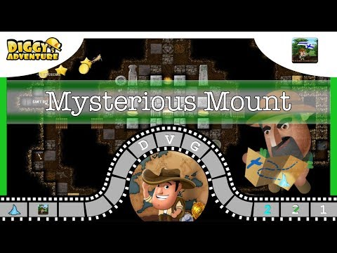 [~Scandinavia Father~] #1 Mysterious Mount - Diggy's Adventure
