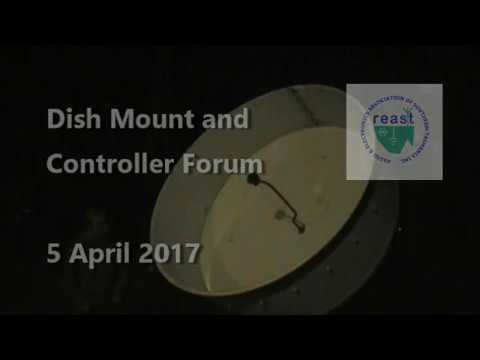 Satellite and EME Dish Mount and Controller Forum