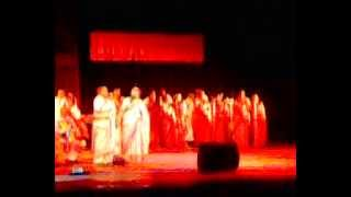 MASS SONG - We Shall Overcome & Amra Korbo Joy - CALCUTTA YOUTH CHOIR
