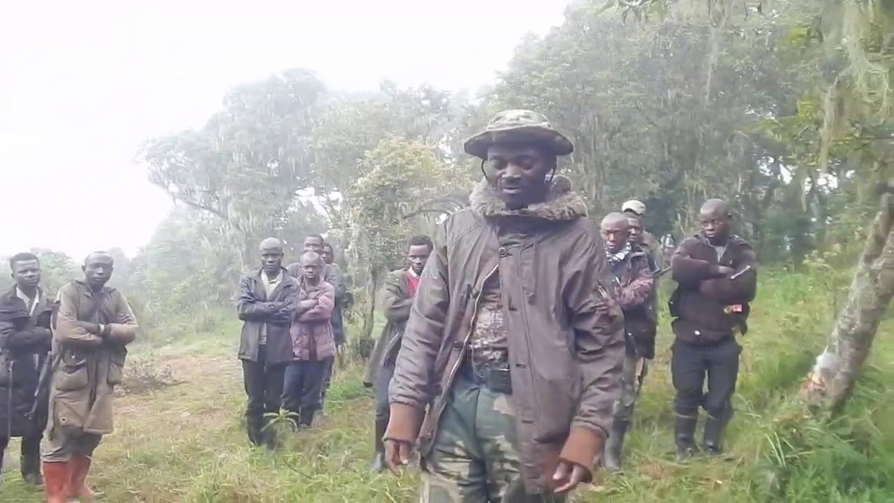 MAÏ MAÏ ATTAQUE LES RWANDO-BURUNDAIS POUR METTRE FIN AUX MASSACRES DES COVILES