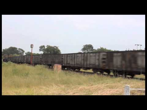 Zimbabwe trains 2 Hwange