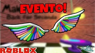 ROBLOX-HOW TO WIN THE COLORFUL WING 😱
