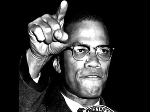 BLACK REVOLUTION VSTHE NEGRO REVOLUTION by Malcolm x