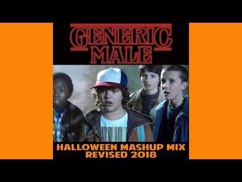Halloween Party Mashup Mix revision 2018