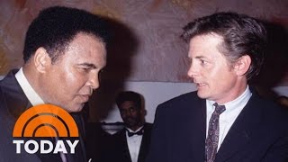 Michael J. Fox On Muhammad Ali's Impact On Parkinson's Disease | Today