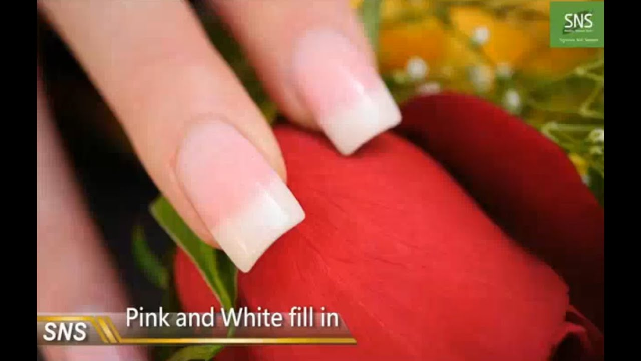 SNS NAILS - Signature Nail Systems : Do refill pink & white dipping ...