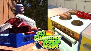 My Summer Car Türkçe // HAYIRLI EVLAT #66