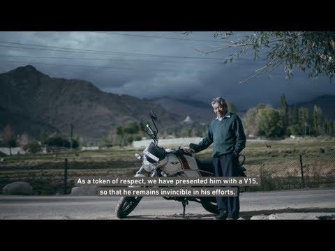 Bajaj V - Invincible Indian Stories | The Iceman | INS Vikrant