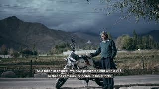 Bajaj V presents Invincible Indians, stories of ordinary people who...