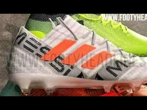 40e671f2b حذاء ميسي الجديد لموسم 2018! - YouTube