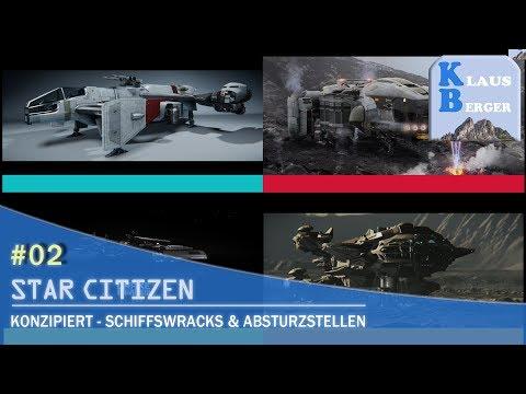 Star Citizen KONZIPIERT: Schiffe in Alpha 3.0 #02