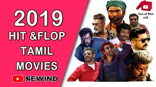 Tamil Hit and Flop movies released in 2019
