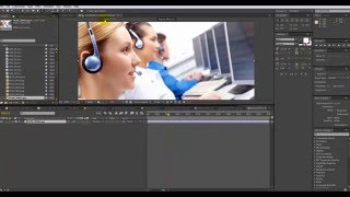 After Effect template - Tutorial - Slide Video Presentation