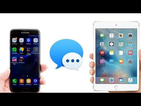 IPad: Use IMessage With An Android Phone | H2TechVideos