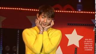 【HD】イジュンギ LEE JOON GI 李準基 - 【TWICE TT DANCE COVER (CUTE VER.)】IN HK FM