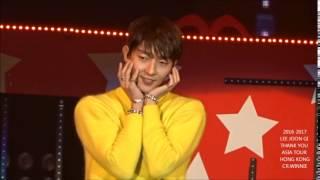 【HD】イジュンギ LEE JOON GI 李準基 - 【TWICE TT DANCE COVER (CUTE VER.)】IN HK FM