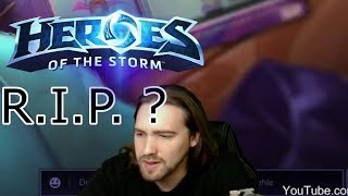 RIP Heroes of the Storm ?   HotS ist tod? Lean's (GothicSocietyClan) Meinung dazu
