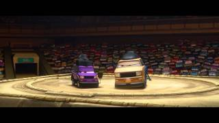 Cars 2: Back Into Cars 2 - Featurette