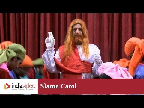 Slama Carol - a Christian musical dance