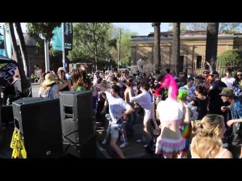 Reclaim The Streets - Sydney 13th September 2015