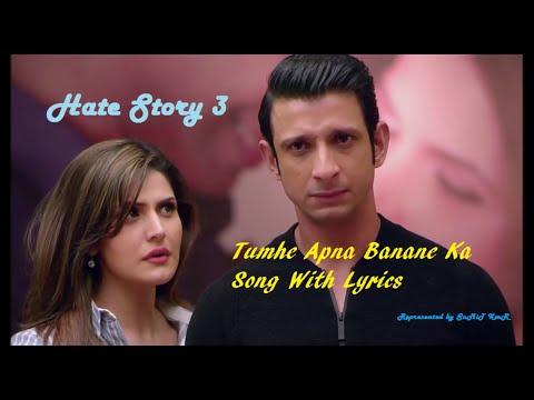 Tumhe Apna Banane Ka Full Song Lyrics |...