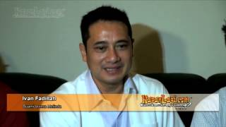 Ivan Fadilla Sering Curhat dengan Anak Pertamanya